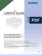 Br Hl2140 User Guide