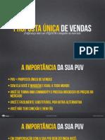 [FSF] 02 Proposta Única de Vendas