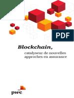 Etude Blockchain Catalyseur de Nouvelles Approches en Assurance