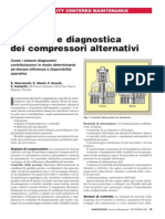 controllo e diagnostica dei compressori alternativi