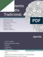 Planejamento de Mídia Tradicional - Não é material da Kantar
