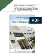14 pg O jogo electrónico e a Educação para a Cidadania Estudo na área de Formação Cívica NATALIA MARQUES