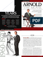 Muscle & Fitness - Arnold Schwartzenegger special