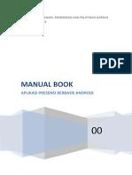 Manual Book Aplikasi Presensi berbasis Android