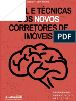 eBook Perfil e Tecnicas Dos Novos Corretores