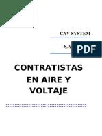 CURRICULUM CAV SYSTEM S.A. DE C.V. AL 14 FEBRERO11