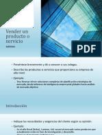 Modelo presentación de ventas