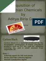 Aditya birla nuvo columbian chemicals