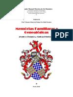Estudo Memorias Familiares e Genealogica