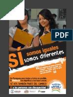 Afiche Fundación Saraki