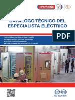Catalogo Del Especialista Electrico