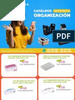 Organización Parte i Mayo-21