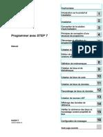 STEP 7 - Programmation Avec STEP 7