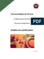 Analise de Lubrificantes1