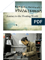 Journey to the Floating World