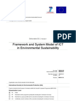 ICT Framework and Model