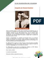 Biograia de Gardner