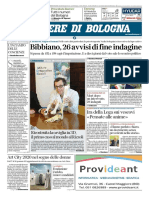 Corriere Di Bologna 15 Gennaio 2020