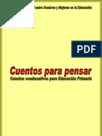 CUENTOS COEDUCATIVOS PARA EDUCACIÓN PRIMARIA