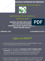 expo server dhcp