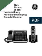 manual del telefono