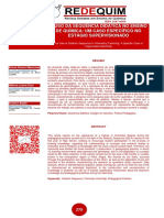Texto 5 - O Uso da sequência didática no ensino de Química - um caso específico no estágio supervisionado