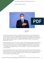 TCU investigará bloqueio de R$ 5 bi para a ciência feito por governo federal