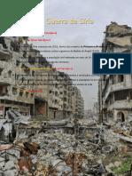 A Guerra da Síria
