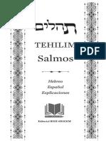 Tehilim 4 Bnei Sholem