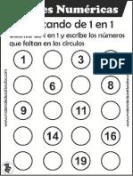 Series Numericas Cuadernillo Trabajo