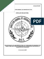 85_Circular_obligatoria_CO_VA-07.8_07_Que_establece_los_lineamientos_para_las_condiciones_de_seguridad_que_deben