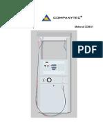 Dispensadores com CPU Metroval CDM-01 - 10.019