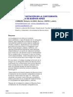 [2020] Lombardi, Alonso, Crippa - Imagen y Notación en La Cartografía Histórica de Buenos Aires
