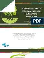 MEDICAMENTOS PEDIATRIA