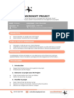 Fiche Produit Microsoft Project 2020-1