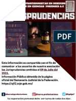 JURISPRUDENCIAS  09 DE JULIO