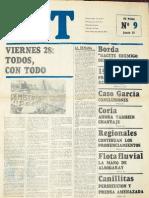 CGT de los Argentinos Nº 9