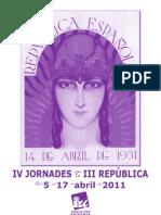 Díptic IV Jornades