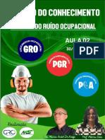 AULA 02 - TRILHA DE APRENDIZAGEM - IMERSÃO DO CONHECIMENTO TRIADE DO RUIDO OCUPACIONAL