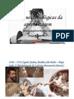 Bases neurobiológicas da aprendizagem - Prof. Edson Quagliotto (2)