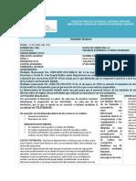 INFORME DE ACTIVIDADES 29 DE ABRILDEL 2021