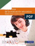 PRACTICA DE LA EVALUACION EDUCATIVA, LA - SANTIAGO CASTILLO