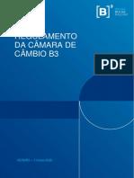Regulamento_da_Camara_de_Cambio_B3_20200511