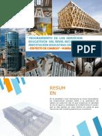 2. Certificación de Resiliencia Sísmica de Edificios- Ing. Ignacio Vial [Autoguardado]