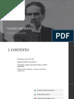 S.13. Vanguardismo