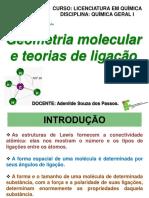 Aula 5 - Ligações químicas parte II