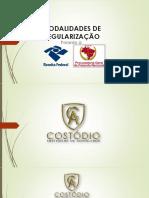 1 - MODALIDADES DE REGULARIZAÇAO - RFB E PGFN -