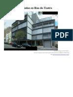 Edificio de Viviendas en Rua do Teatro