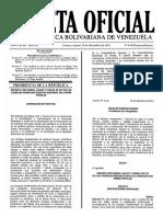 Ley de Los Consejos Presidenciales y Otras