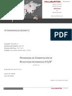 Programa Cementación Rev Produccion